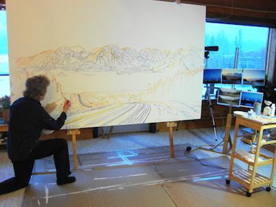 Dulac Art Studio