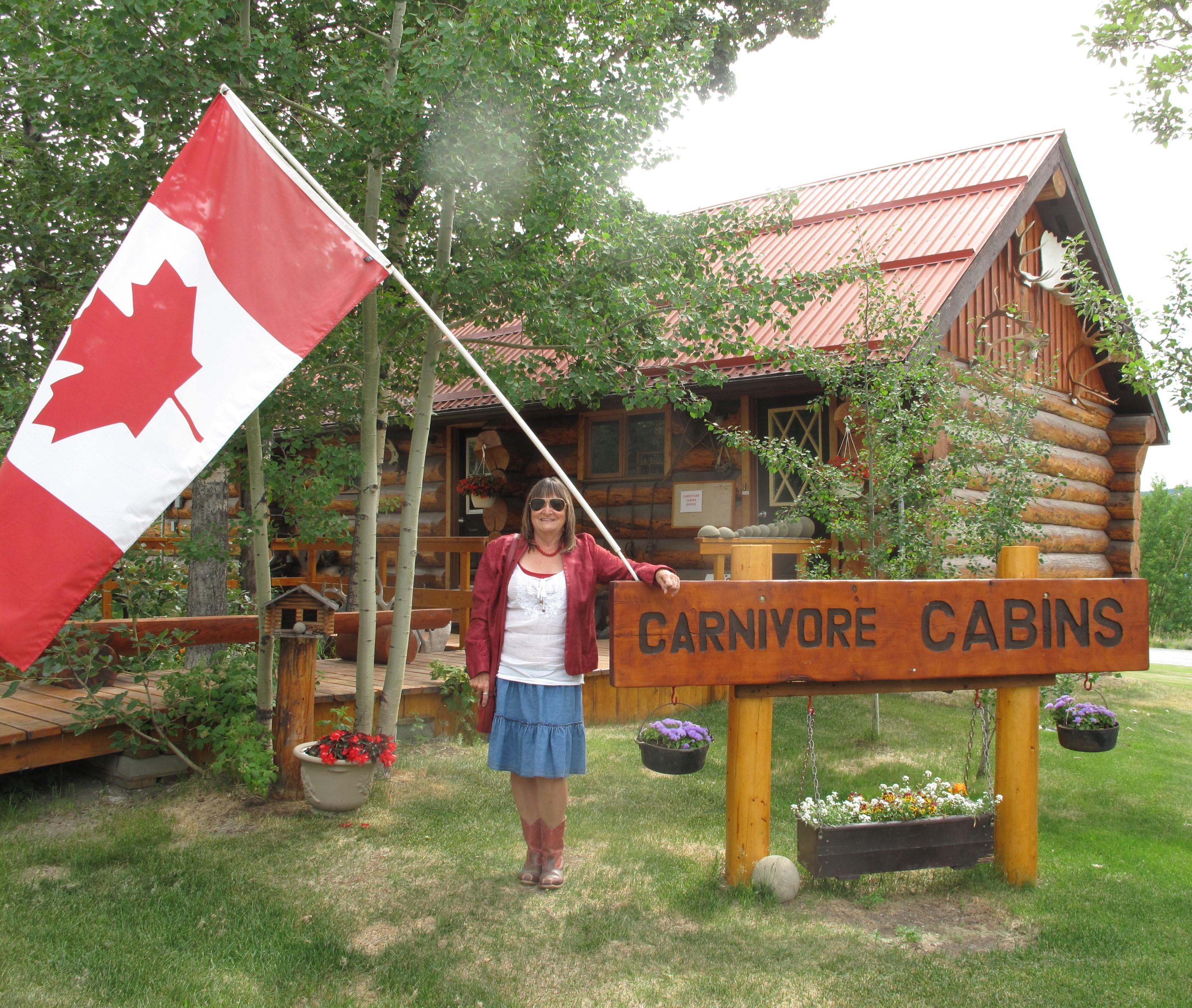 Carnivore Cabins