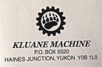 Kluane Machine