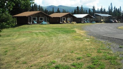 Kathleen Lake Lodge