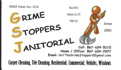 Grime Stoppers Janitorial